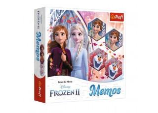 Мемо. Холодное сердце 2 (Memos: Frozen 2)