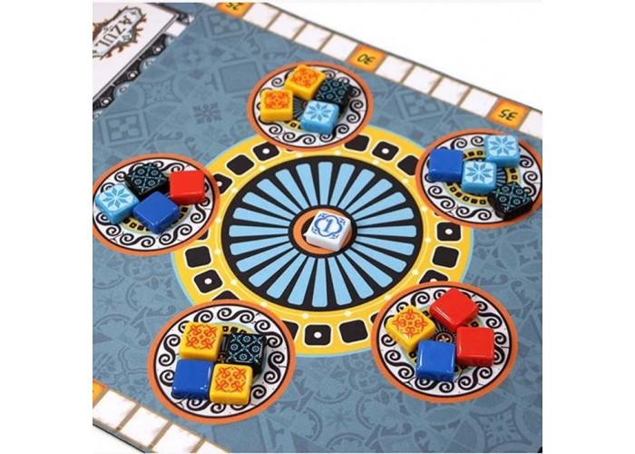 Неопреновый игровой коврик для игры Азул (Azul Playmat)
