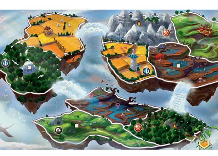 Маленький мир: Небесные острова (Small World: Sky Islands)