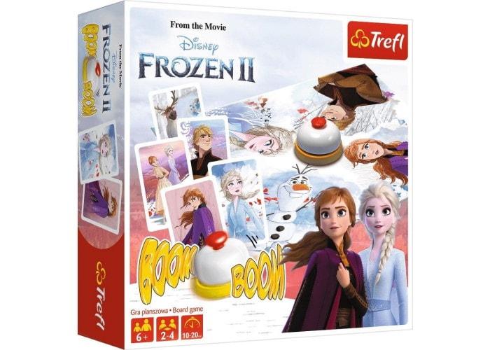 Бум-Бум. Холодное сердце 2 (Boom Boom: Frozen 2)