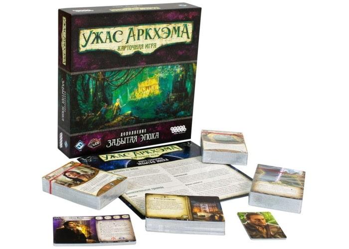Ужас Аркхэма. Карточная игра: Забытая эпоха (Arkham Horror: The Card Game — The Forgotten Age)