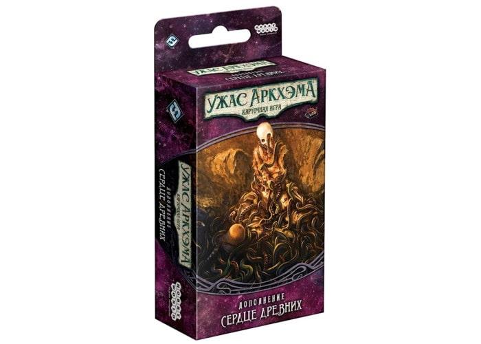 Ужас Аркхэма. Карточная игра: Забытая эпоха. Сердце древних (Arkham Horror: The Card Game — The Forgotten Age, Heart of the Elders)