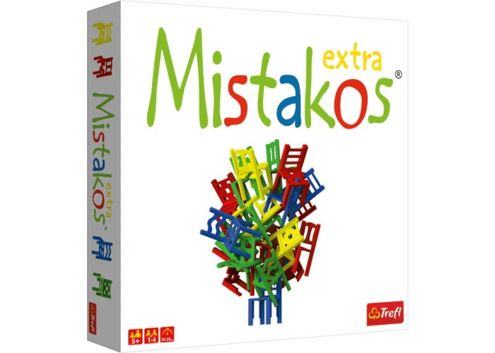 Стульчики EXTRA (Міstakos EXTRA)