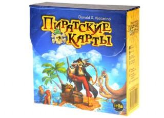 Пиратские карты (Pina Pirata)
