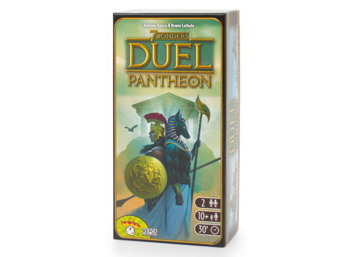 7 Чудес: Дуэль - Пантеон (7 Wonders: Duel – Pantheon)