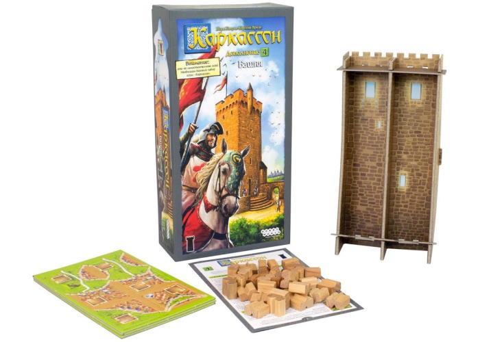 Каркассон: Башня (Carcassonne: The Tower)