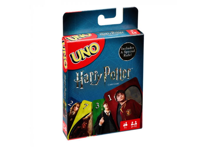Уно Гарри Поттер (UNO Harry Potter)