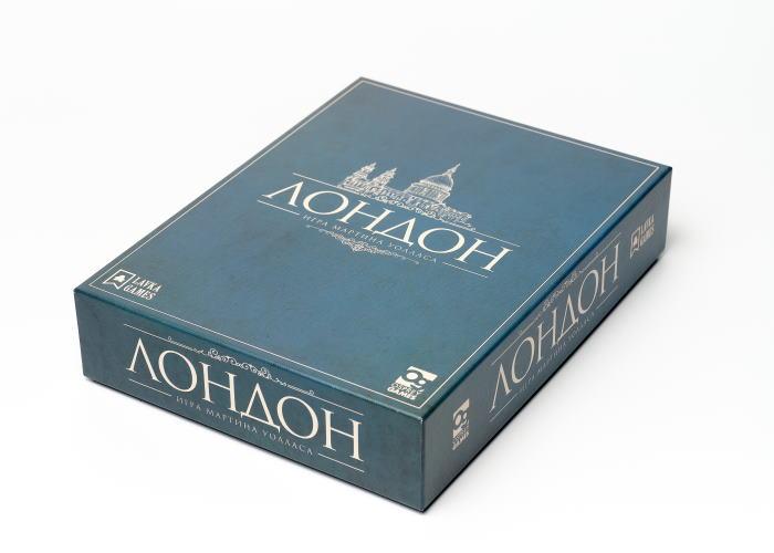 Лондон (2-я редакция) (London, 2nd ed.)