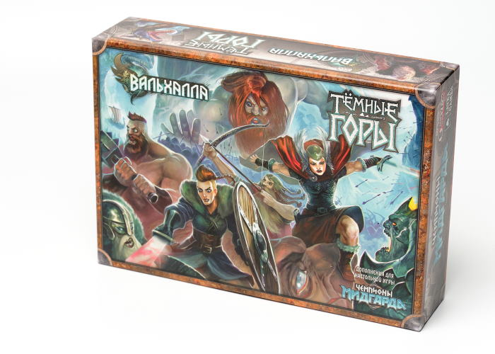 Чемпионы Мидгарда. Вальхалла + Темные горы (Champions of Midgard: Jarl Edition)