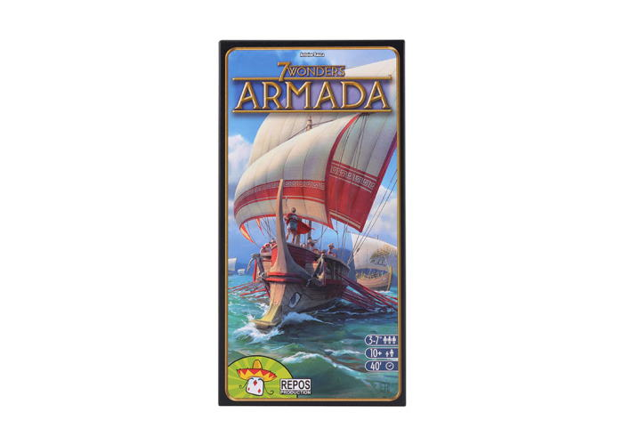 7 Чудес: Армада (Wonder Armada)