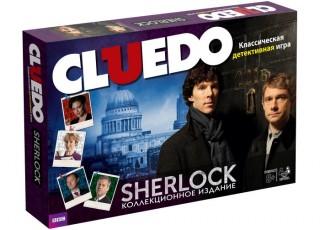 Клюэдо: Шерлок. Коллекционное издание (Cluedo Sherlock Edition) (рус.)