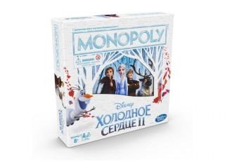 Монополия: Холодное сердце II (Monopoly: Disney Frozen 2)
