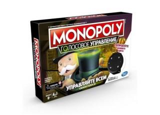 Монополия: Голосовое управление (Monopoly Voice Banking)