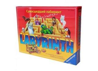 Сумасшедший лабиринт (The aMAZEing Labyrinth) (рус.)