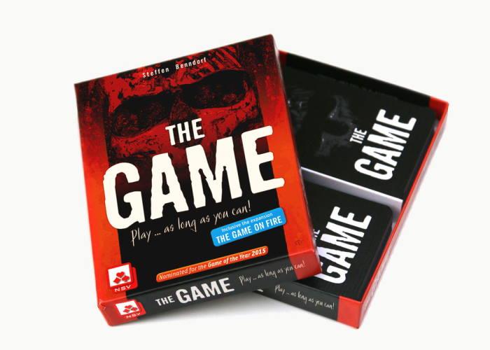 Игра (The Game) (укр.)