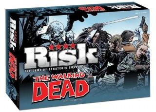 Риск: Ходячие Мертвецы (Risk The Walking Dead Survival Edition)