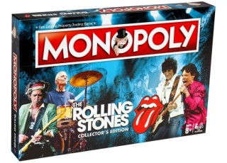 Монополия: Rolling Stones (Monopoly The Rolling Stones Collector's Edition)