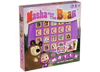 Top Trumps Match Маша и Медведь (Top Trumps Match Masha and the Bear)