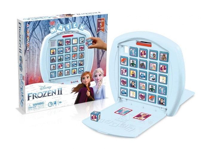 Top Trumps Match Холодное сердце 2 (Top Trumps Match Frozen II)