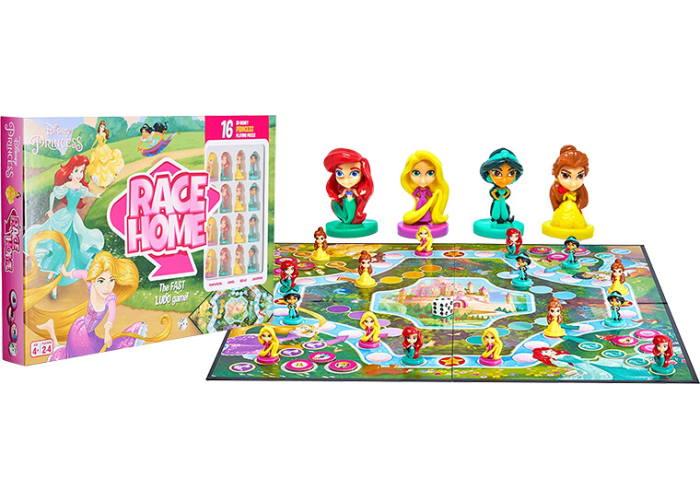 Принцессы: Гонка домой (Princess: Race Home)