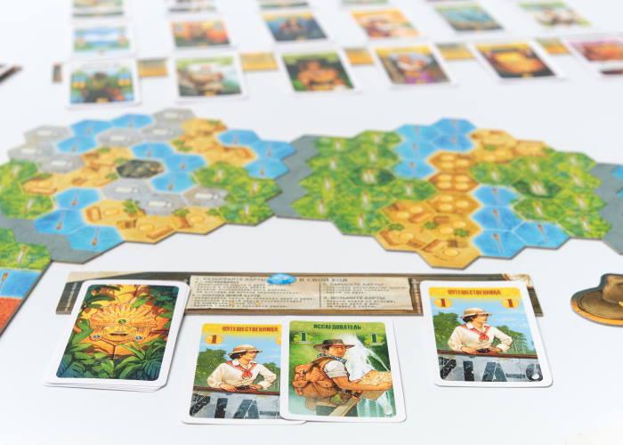 В поисках Эльдорадо (The Quest for El Dorado)