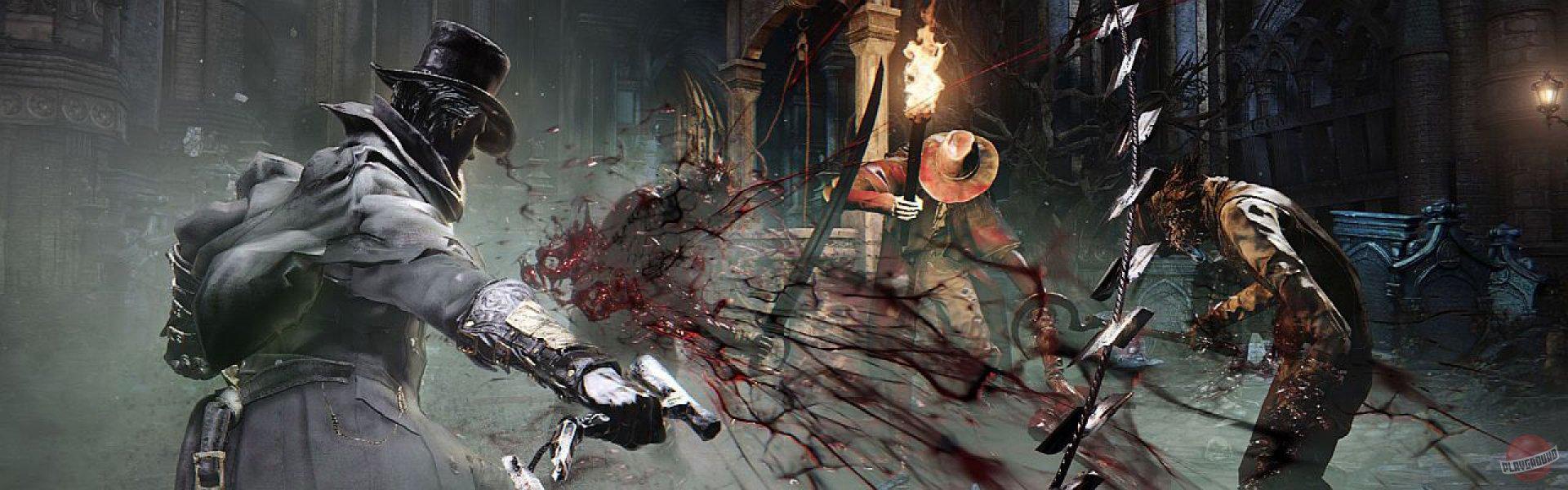 Bloodborne: Порождение Крови (Bloodborne: The Card Game)