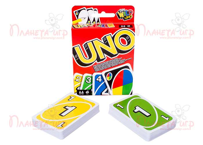 Игра Уно (UNO)