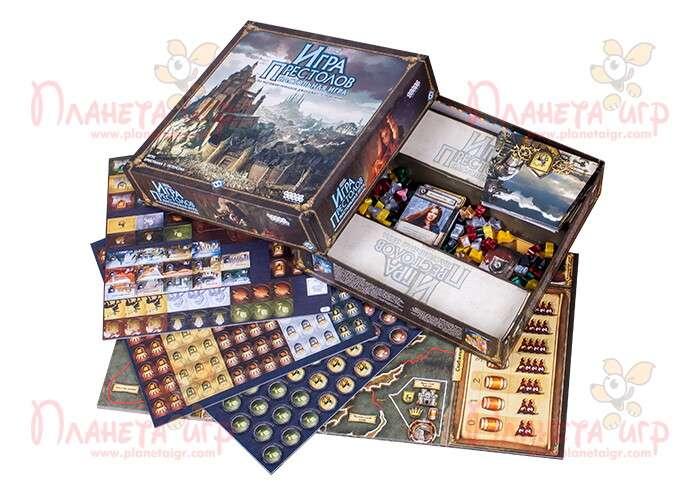 Настольная игра Игра Престолов (A Game of Thrones)