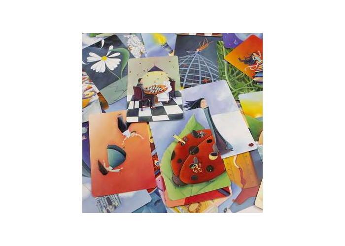 Настольная игра Диксит (Dixit) и компонент игры