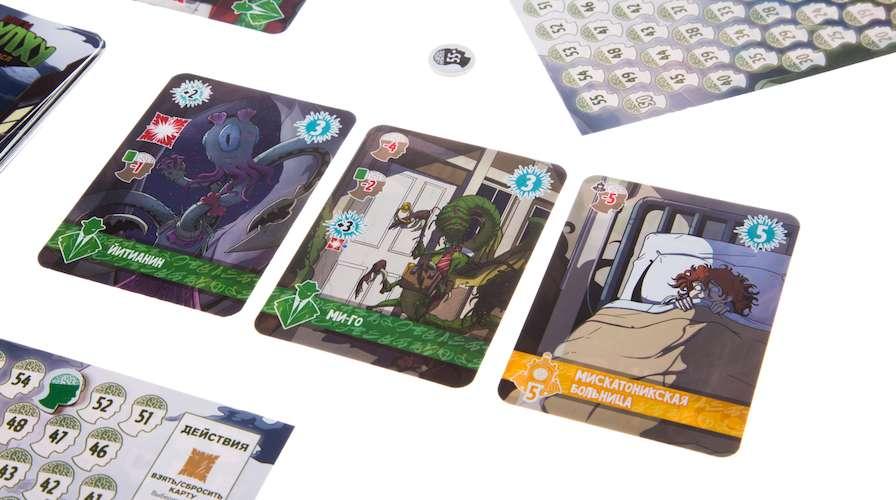 Миры Ктулху (Cthulhu Realms): игровой процесс