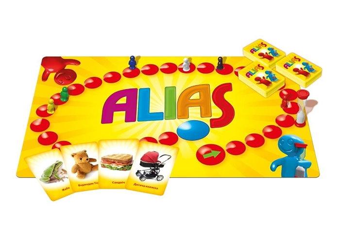 Настольная игра Алиас для детей (Junior Alias): карточки