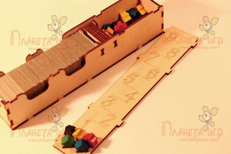 Дорожный пенал (Travel Box) (для игрыКаркассон)