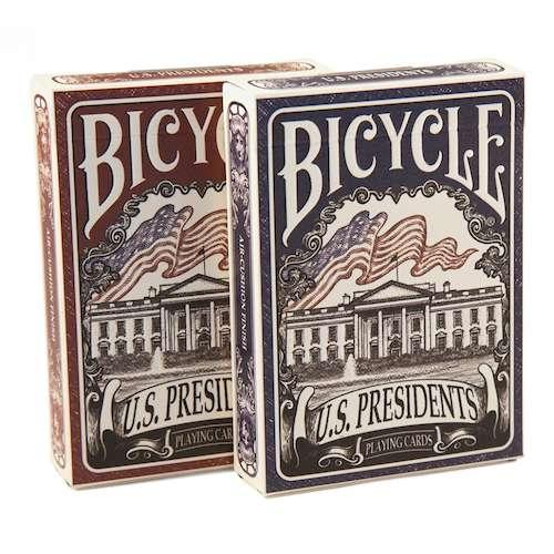 Карты игральные Bicycle US President