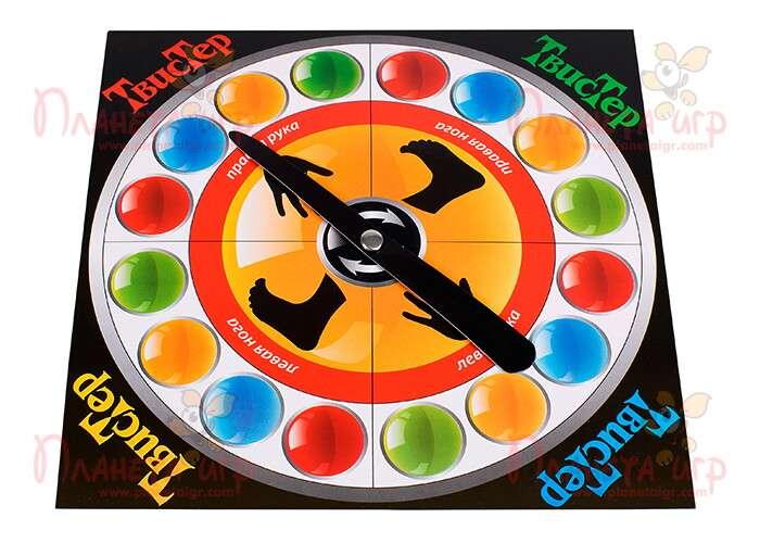 Рулетка игры Твистер Grand (Twister Grand)