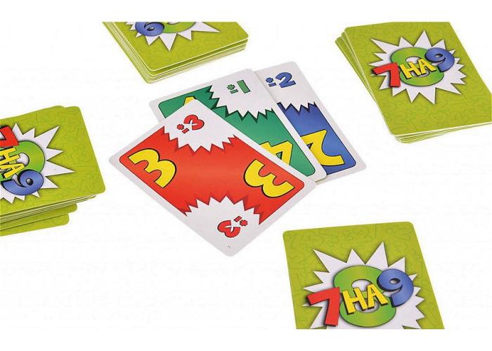 Игра 7 на 9 (7 ate 9): карточки