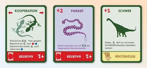 Эволюция (Evolution) (англ.): карточки