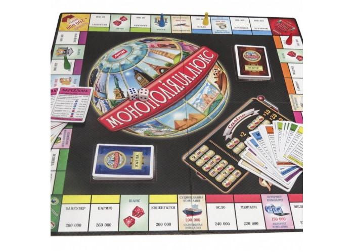 Монополия Люкс: игровой процесс