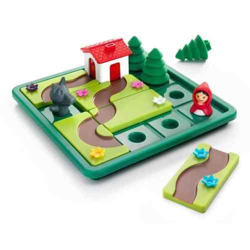 Игровой процесс игры Маленькая Красная Шапочка
