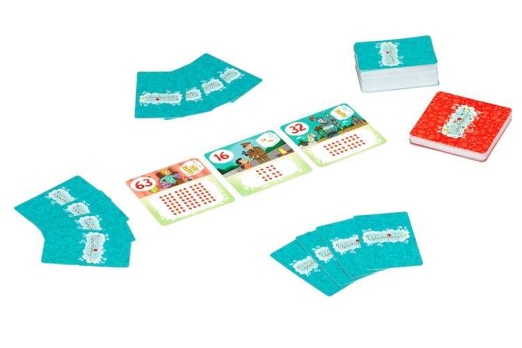 Настольная игра Цветариум: карточки