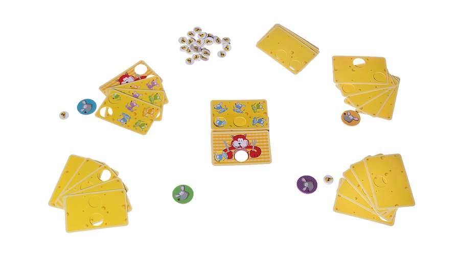 Игра Скажите: Сыр!: игровой процесс