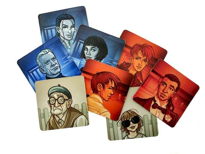 Игра Кодовые имена. Картинки (Codenames: Pictures): карточки