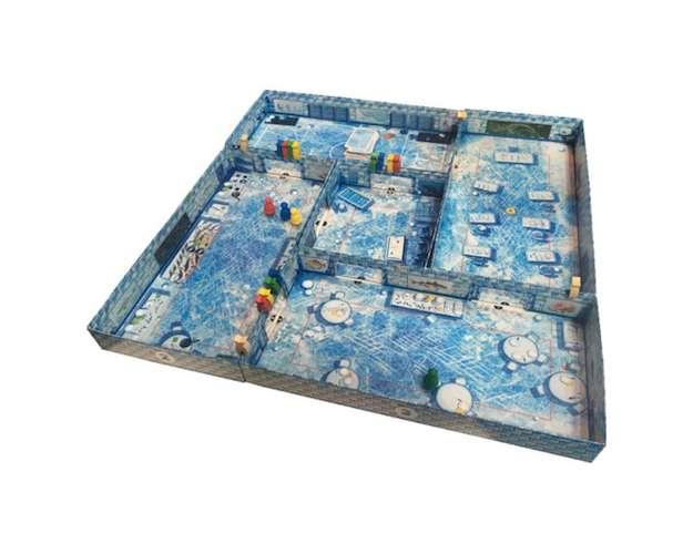 Игра Выкрутайс (IceCool): игровое поле