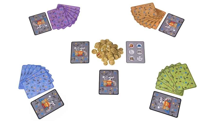 Игра Печенька 2.0 (The Cookie 2.0): карточки