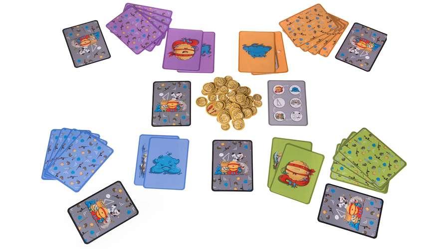 Игра Печенька 2.0 (The Cookie 2.0) и компоненты игры