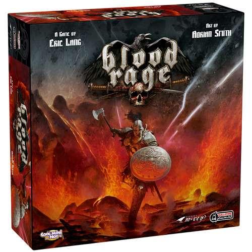 Игра Кровь и Ярость(Blood Rage)