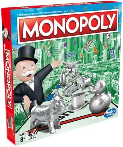 Настольная игра Монополия классическая (обновлённая)