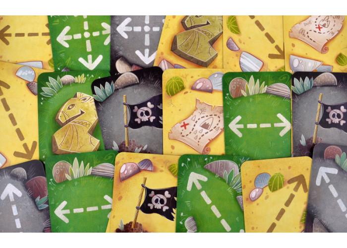 Карточный Шакал: Архипелаг - карты действий