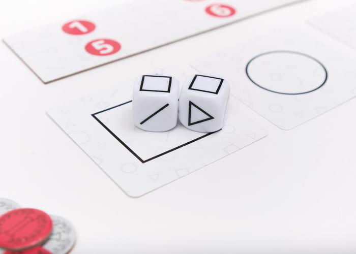 Кубики и карточки игры #Прорисунки