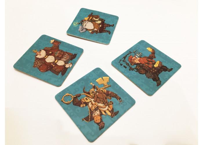 Карты для игры в Гоблины против гномов