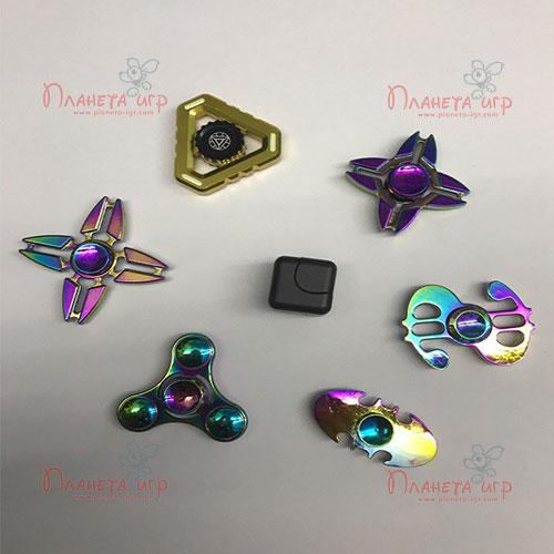 Спиннеры (Fidget Spinner)